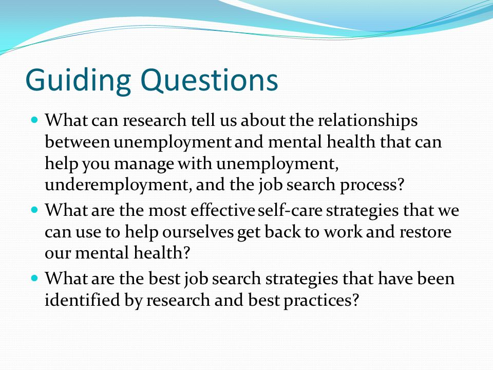 Accessing Relational Support Networking Networking is a critical aspect of the job search.