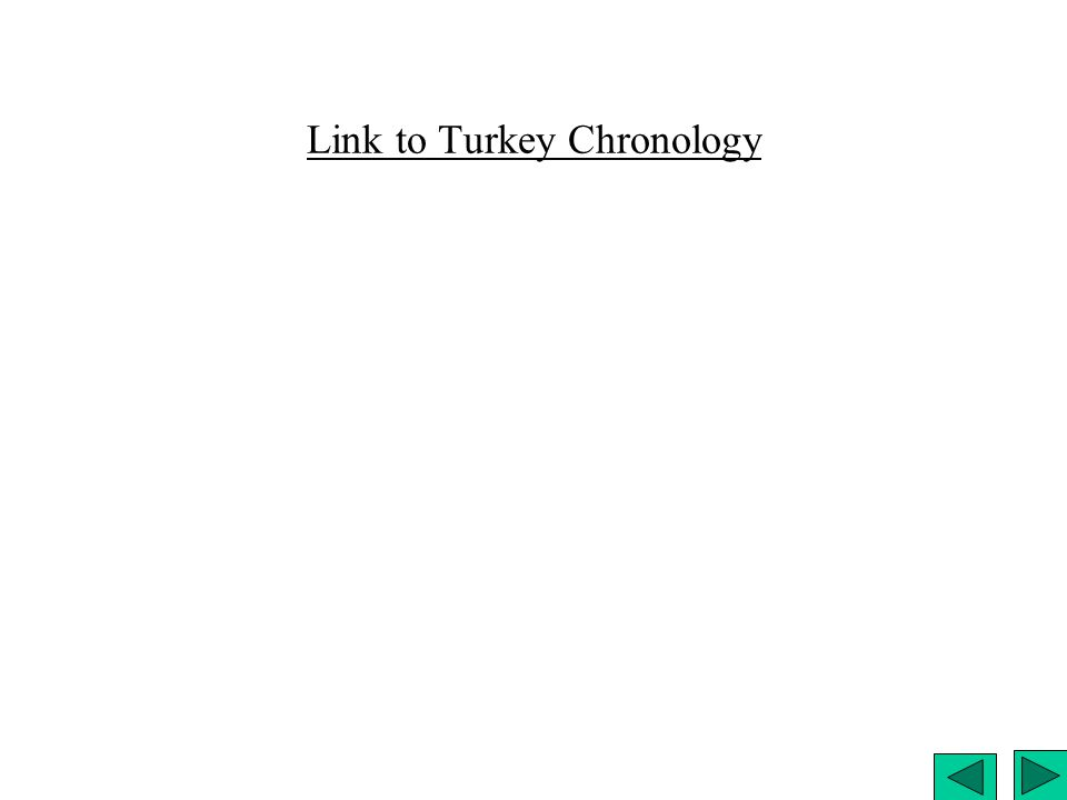 Link to Turkey Chronology