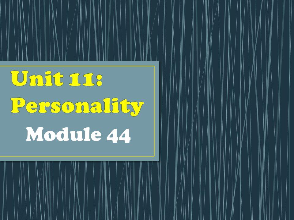 Module 44