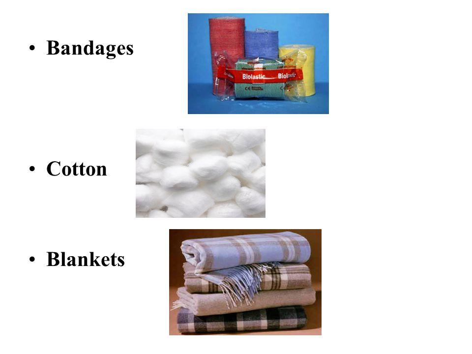 Bandages Cotton Blankets