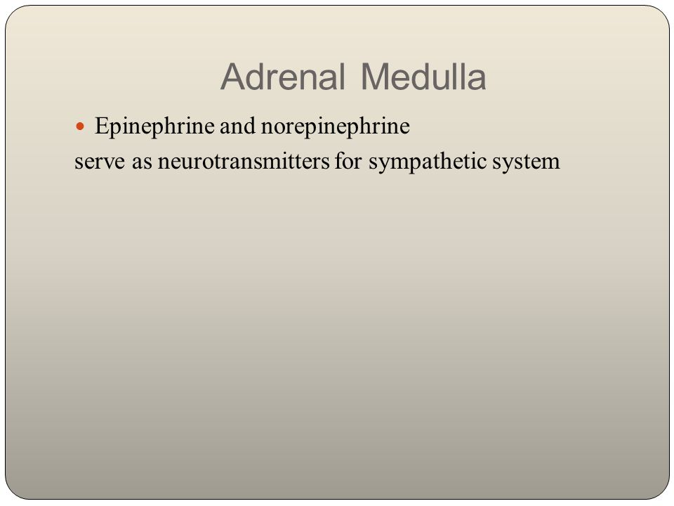 Addison's Disease Adrenocortical insufficiency Autoimmune or idiopathic atrophy Can be caused by inadequate ACTH from pituitary Therapeutic use of steroids