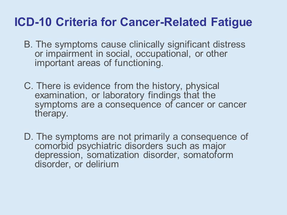 Interventions With Demonstrated Effectiveness in Improving Fatigue Outcomes in Cancer Survivors Exercise (Shelton et al., 2009; Wiskeman et al., 2008; Coleman et al., 2003;Carlson et al.