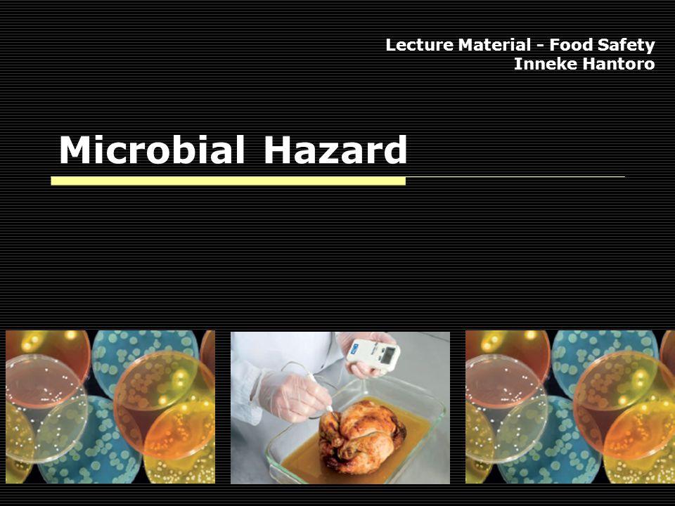 Listeria monocytogenes Facultative, can grow at refrigeration temperature (0 - 1.1 o C), Gram positive rods.