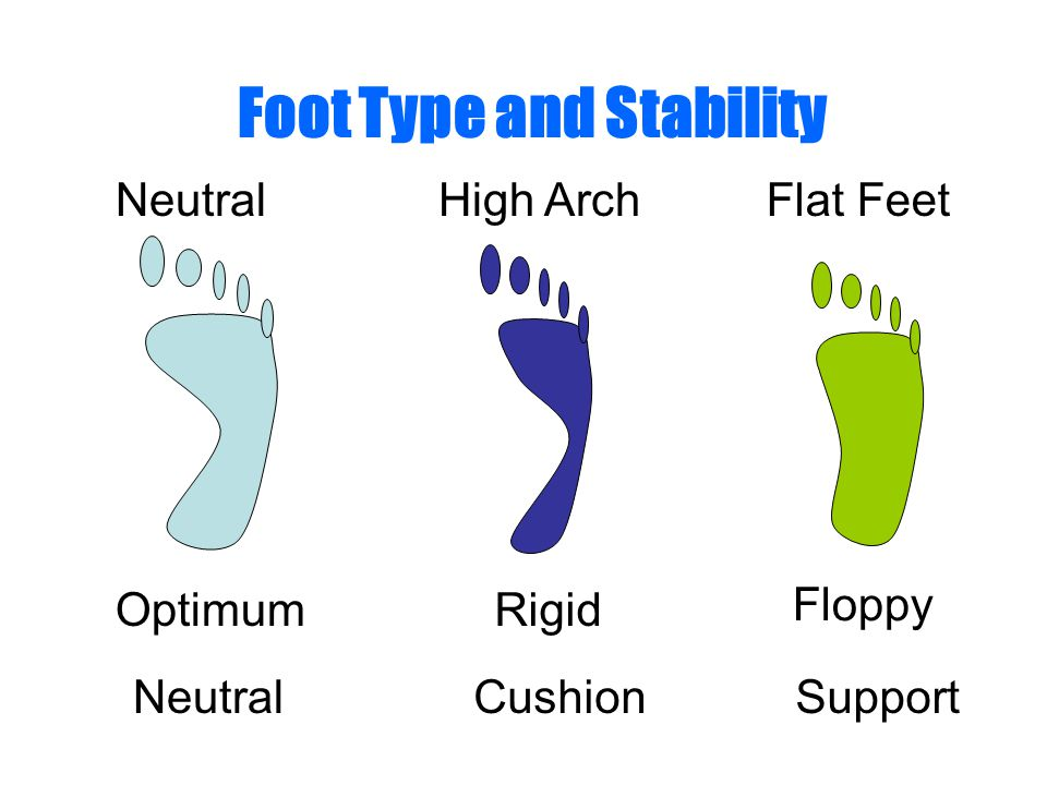 Function of Shoes Maintain foot stability Shock Absorption Provide firm lever system for propulsion