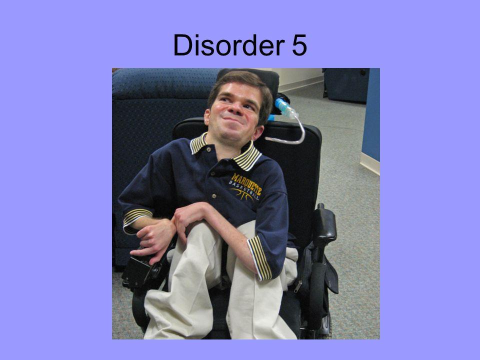 Disorder 5
