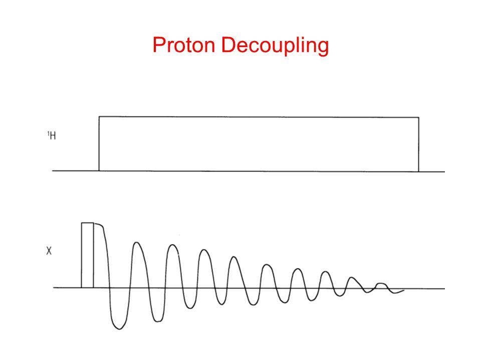 Proton Decoupling