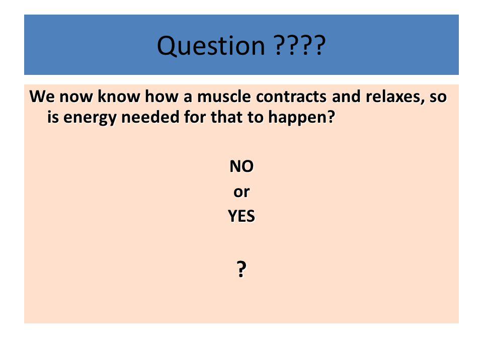 Question ???.