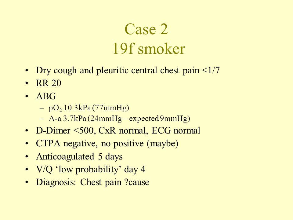 PE Clinical Scores