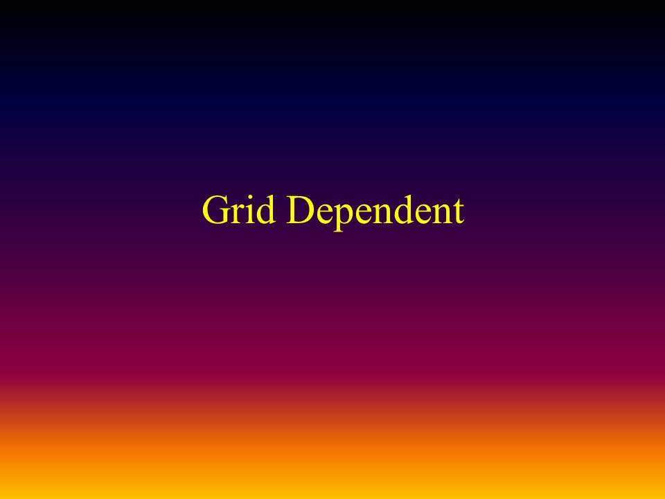 Grid Dependent