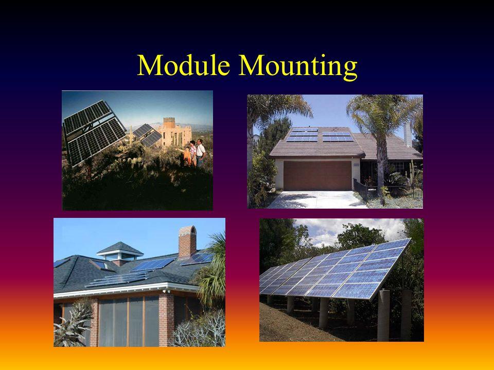 Module Mounting