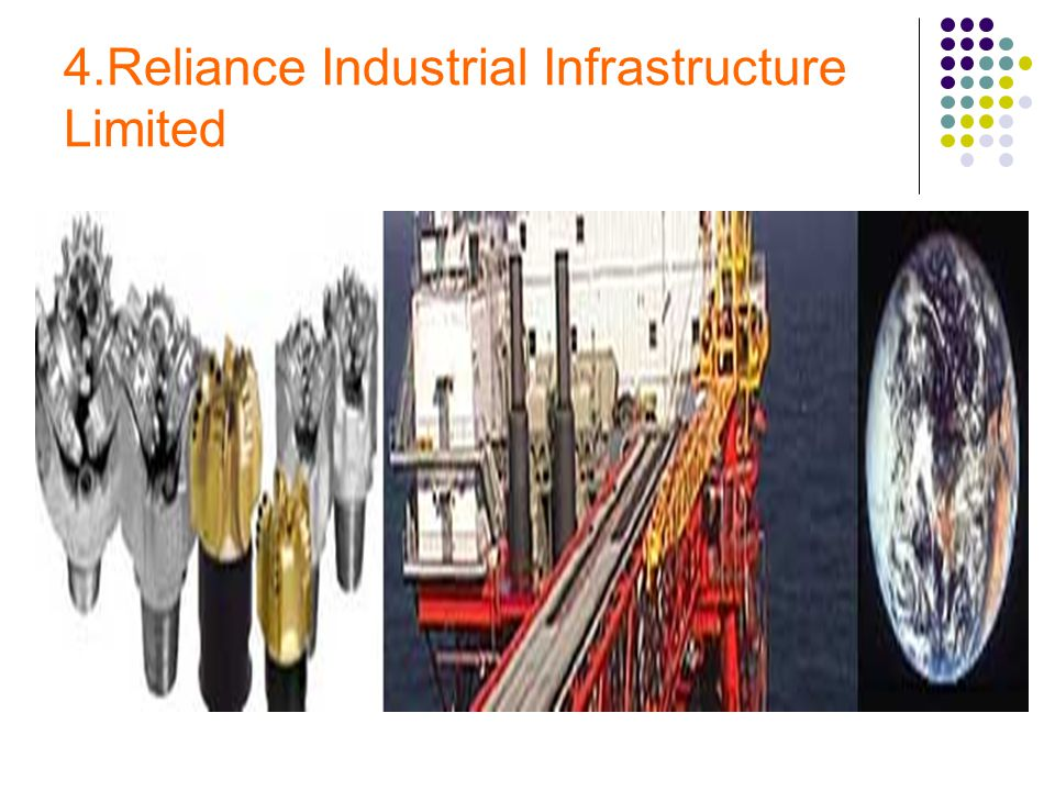 4.Reliance Industrial Infrastructure Limited