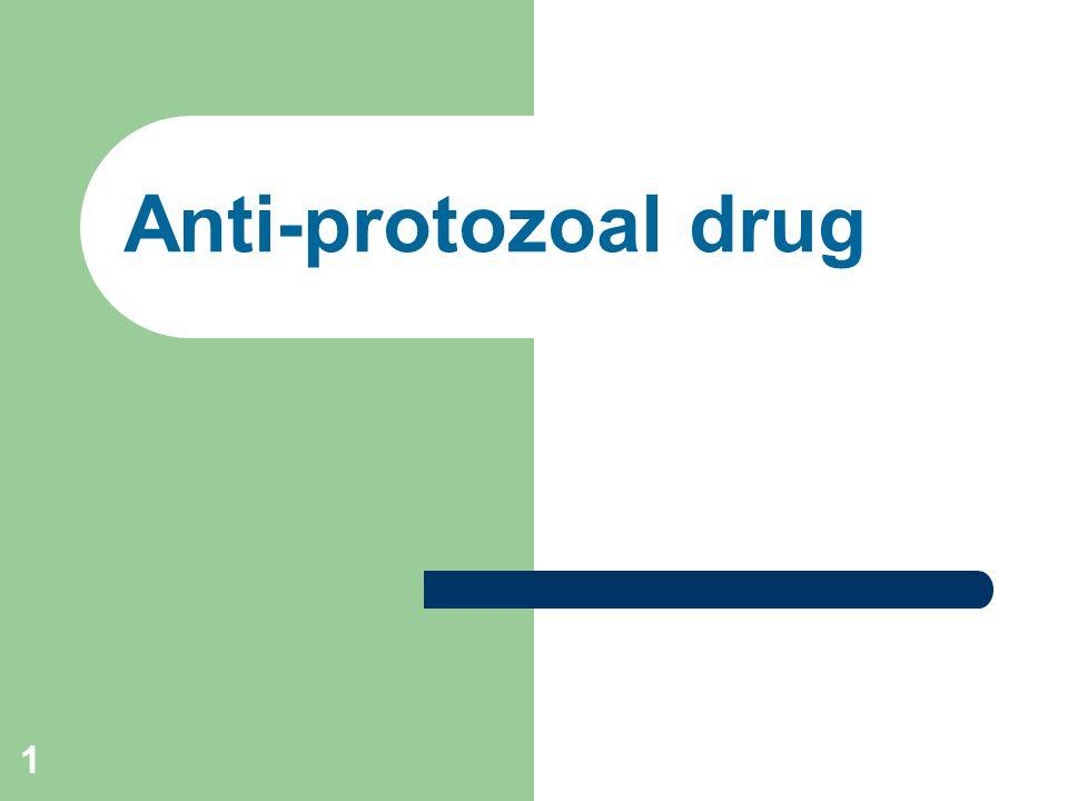Anti-protozoal drug 1