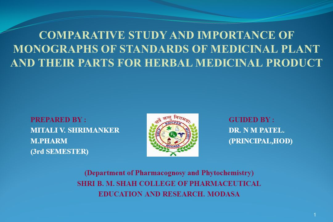 CONTENTS  Monograph introduction  Definition  Purpose of monograph  Importance of content of monograph  Introduction of various herbal monographs and guidelines  Comparative study of various standards  Conclusion  References 2