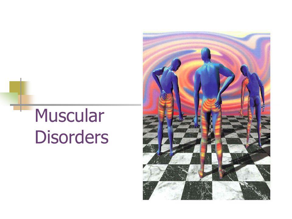 Muscular Disorders