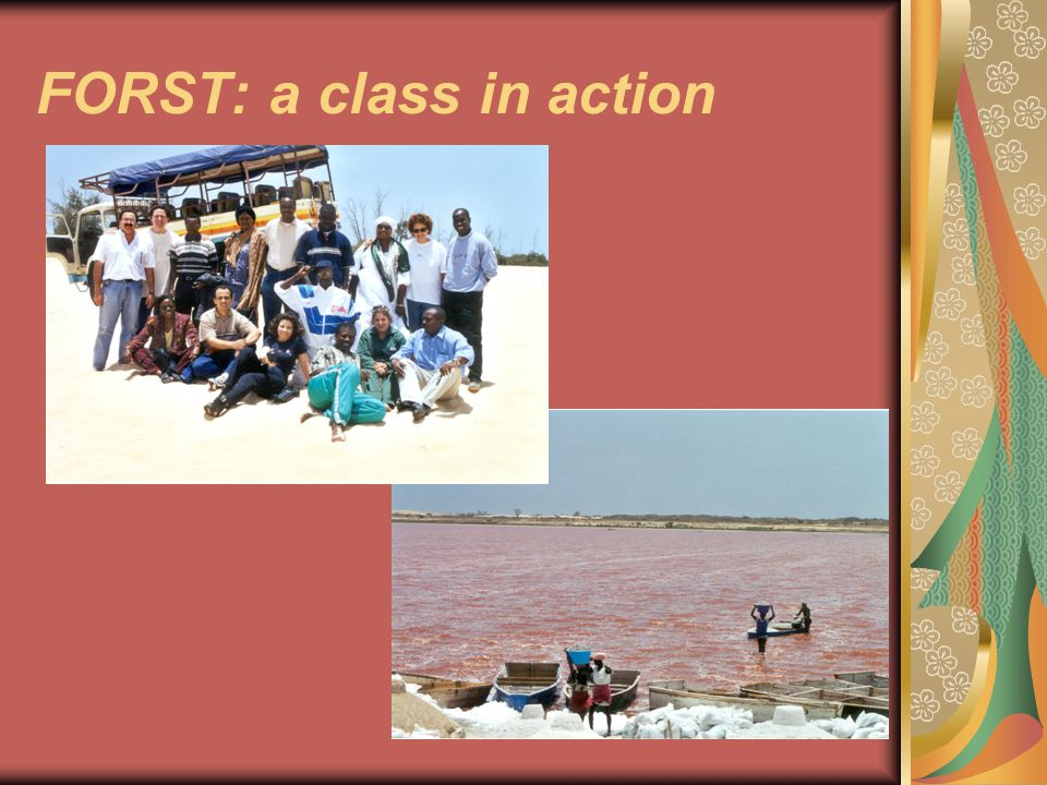 FORST: a class in action
