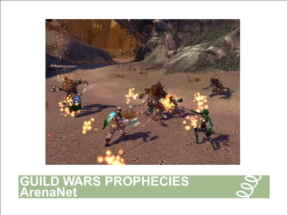 GUILD WARS PROPHECIES ArenaNet