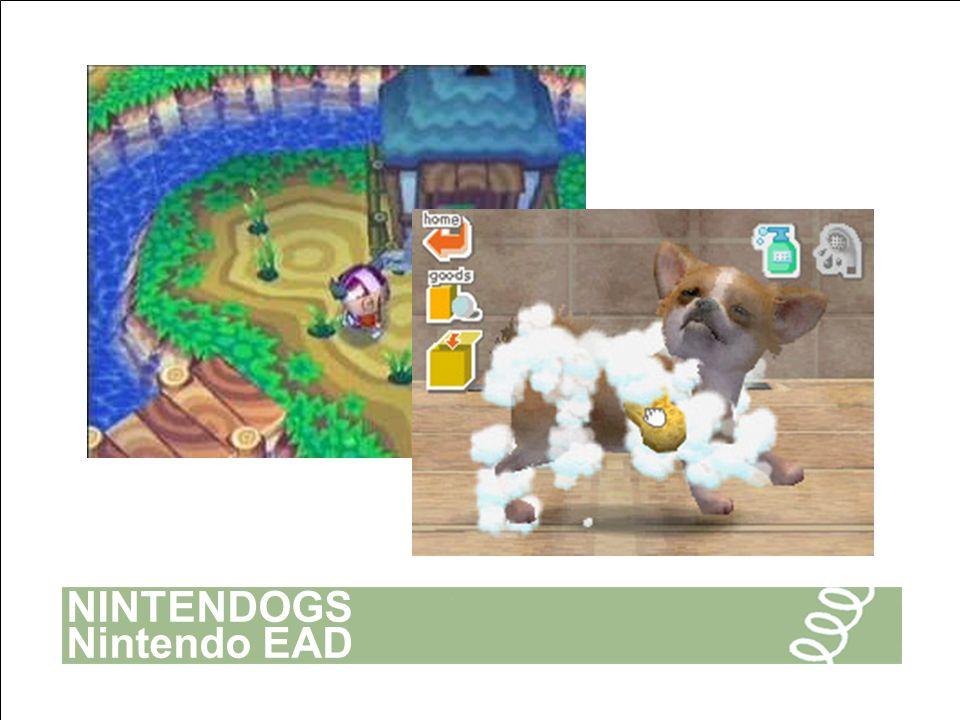 NINTENDOGS Nintendo EAD
