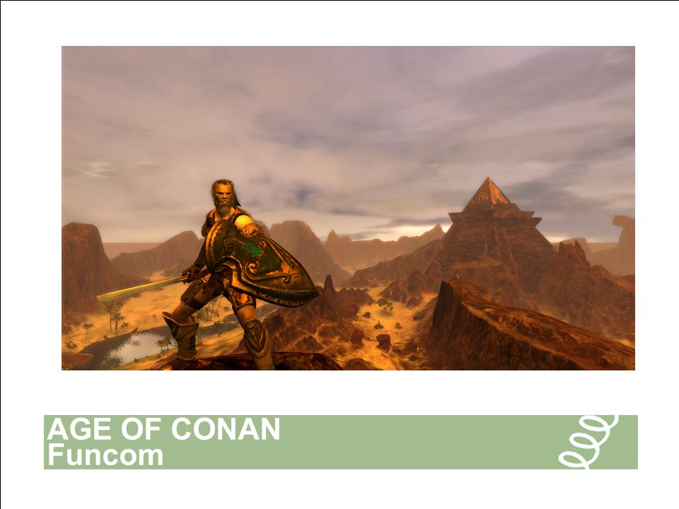 AGE OF CONAN Funcom