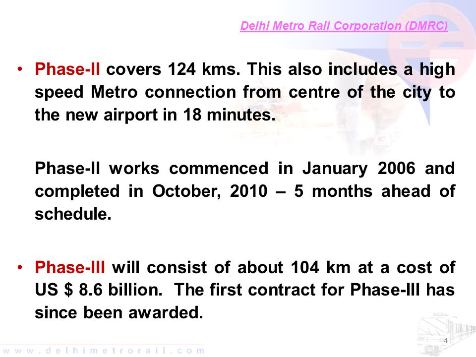 Thanks DMRC Ltd. Metro Bhawan, Fire Brigade Lane, Barakhamba Road, New Delhi - 110 001.