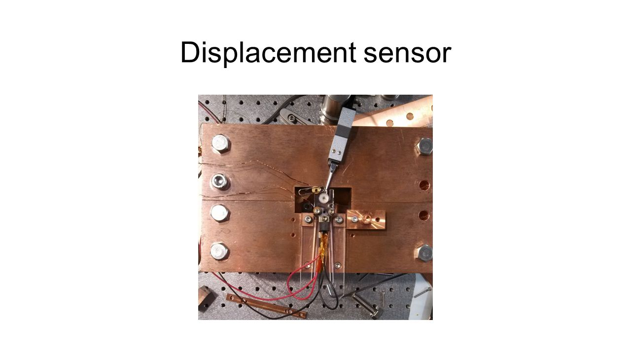 Displacement sensor
