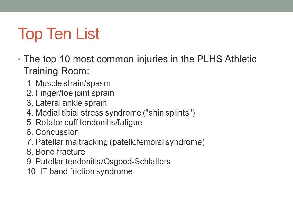 Skeletal Injuries Avulsion FractureShin Splints
