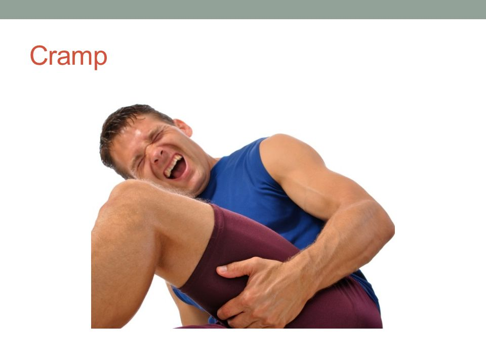 Muscular Injuries Strain/Pull/Tear Over stretching/separation of muscle fibers Caused by over exercising/poor warm up/lack of stretching Recovery time depends on severity of strain Avulsion/Rupture Complete tearing/ripping of muscle Recovery time is very long