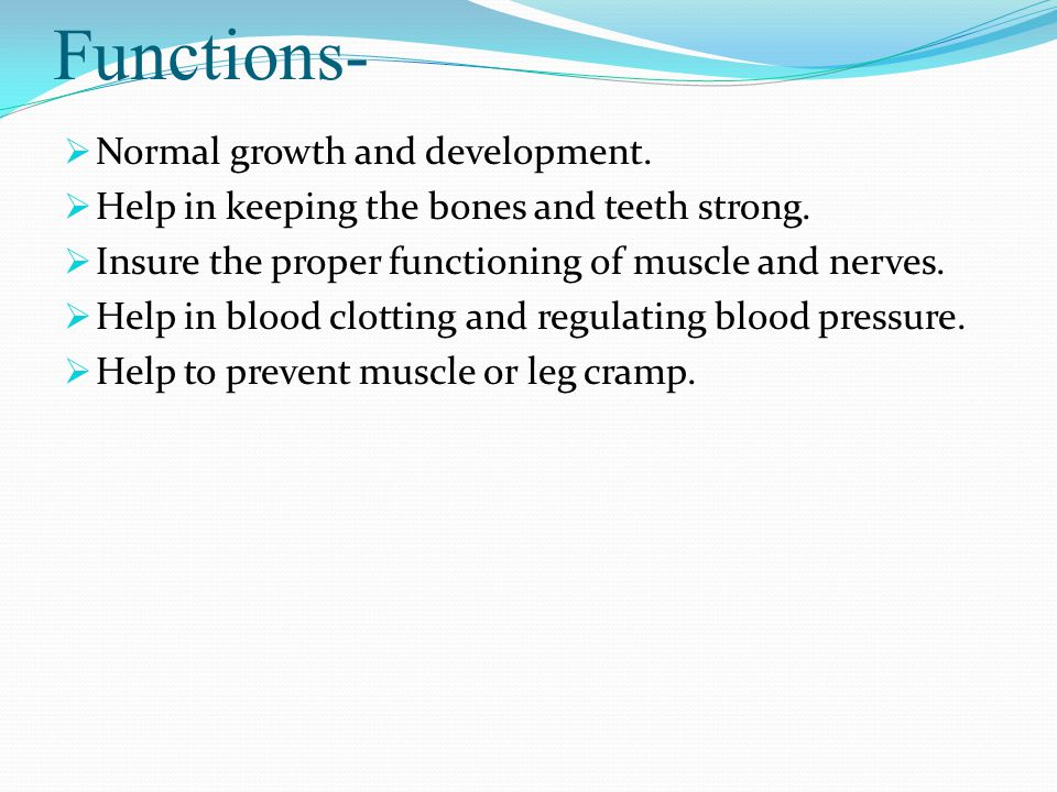 Deficiency symptoms-  keletal abnormality such as osteopenia, osteoporosis, rickets.