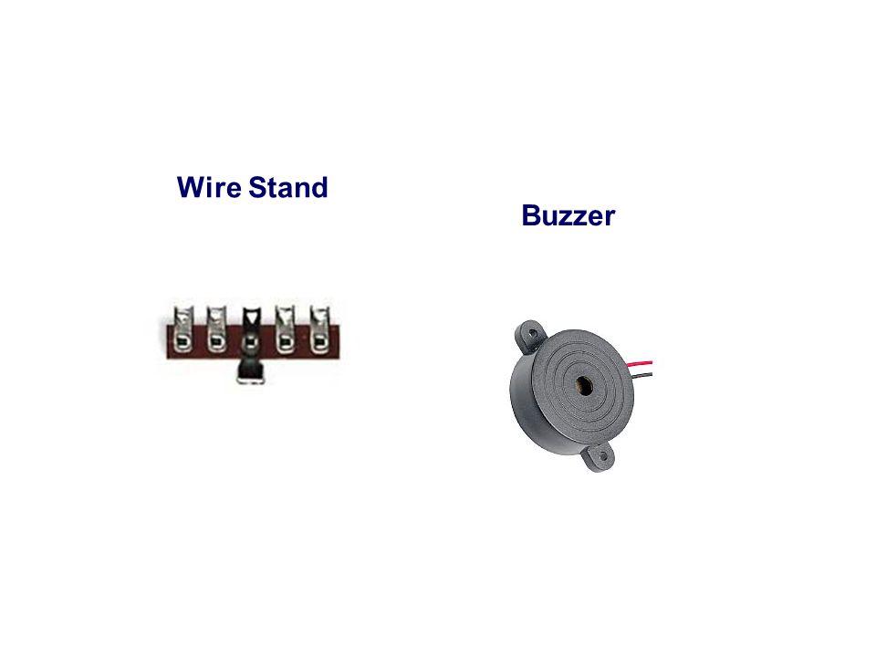 Wire Stand Buzzer