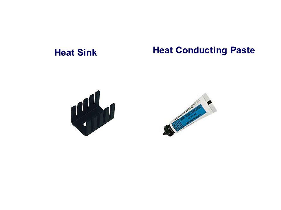 Heat Sink Heat Conducting Paste