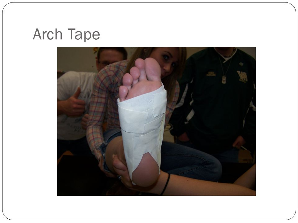 Arch Tape