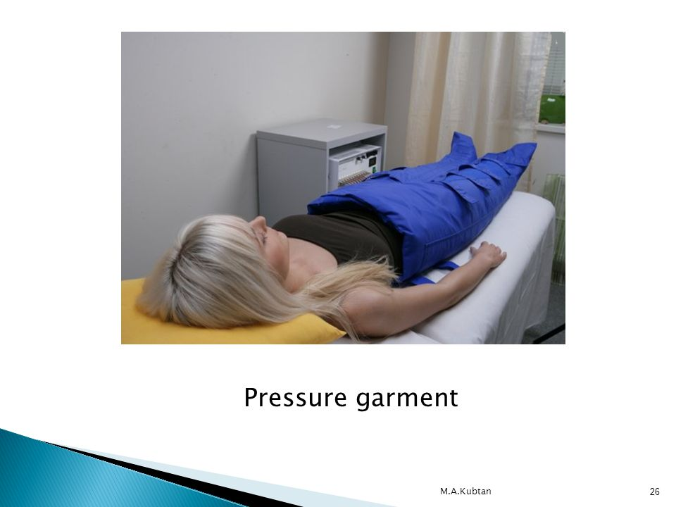 M.A.Kubtan26 Pressure garment