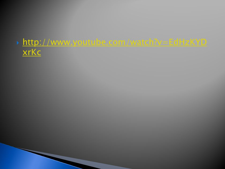  http://www.youtube.com/watch v=EdHzKYD xrKc http://www.youtube.com/watch v=EdHzKYD xrKc