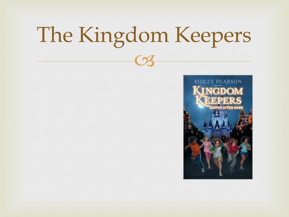  The Kingdom Keepers