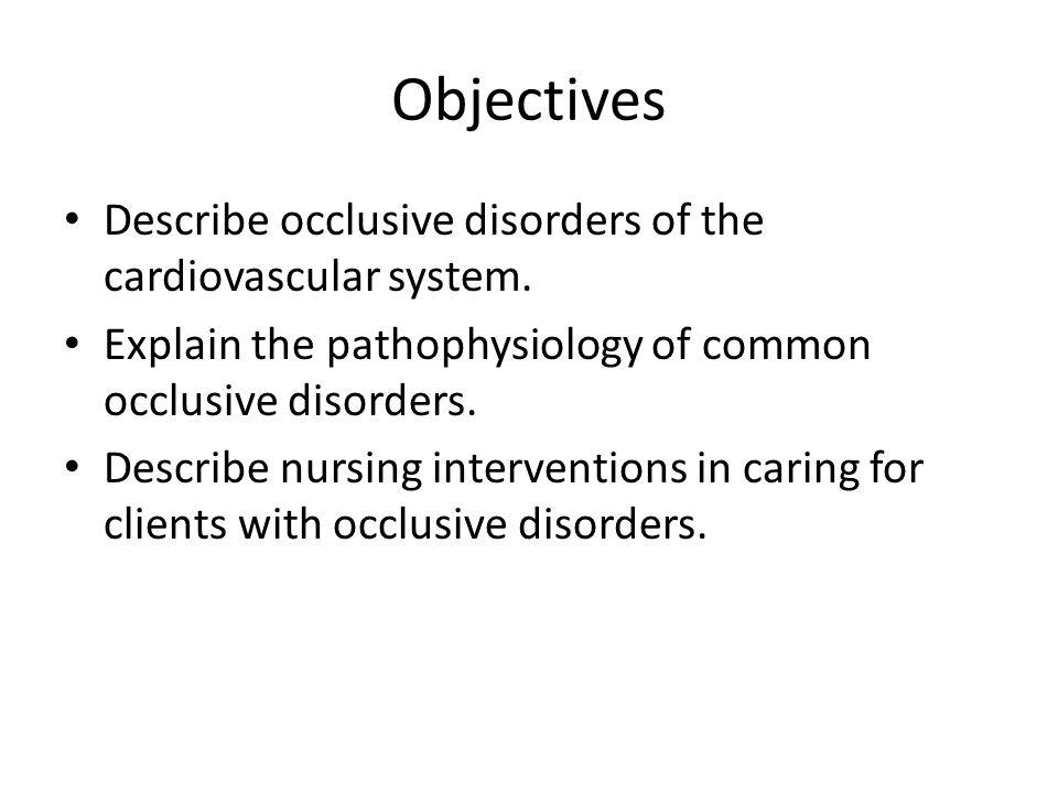 Arteriosclerosis vs.