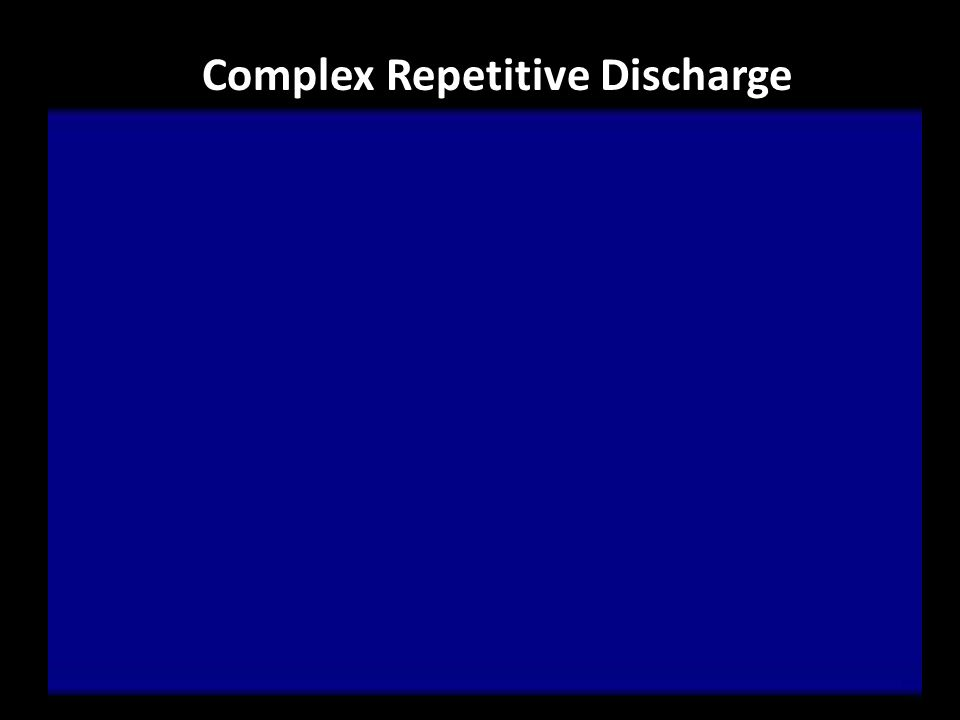 Complex Repetitive Discharge