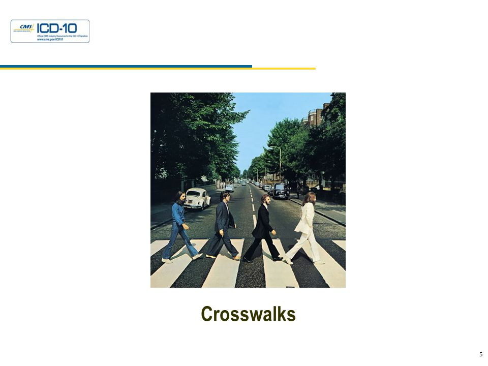 Crosswalks What Are They. The term 'crosswalk' has a wide variety of connotations.