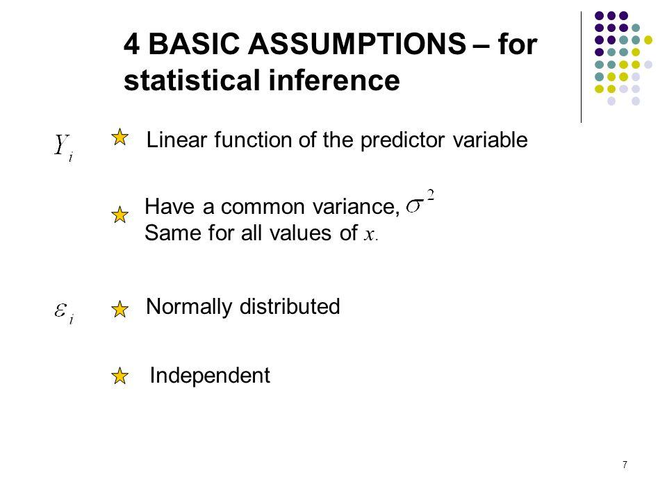 Bivariate Normal Distribution pdf: Properties μ 1, μ 2 means for X, Y σ 1 2, σ 2 2 variances for X, Y ρ the correlation coeff between X, Y 48