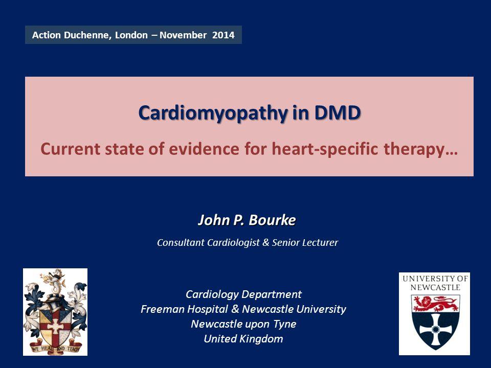Freedom from cardiomyopathy (LVEF < 45%) & Death from heart failure Schram G, et al.