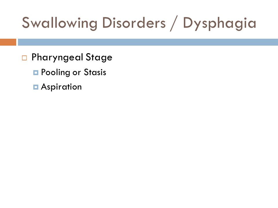 Swallowing Disorders / Dysphagia  Pharyngeal Stage  Pooling or Stasis  Aspiration Illustrations by Elliot Sheltman from Follow the Swallow by Jo Pu