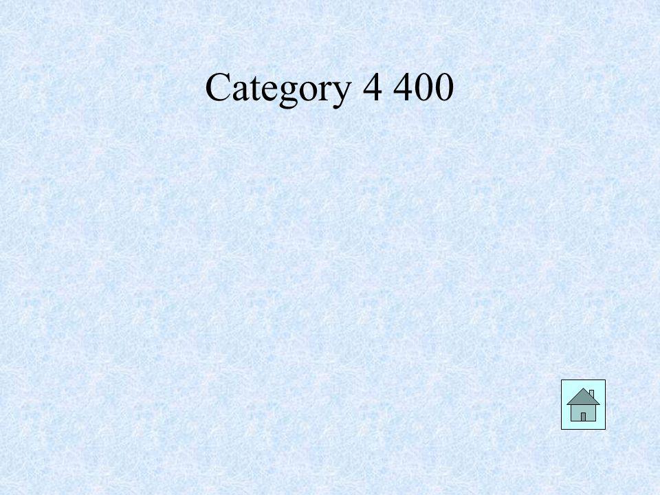 Category 4 400