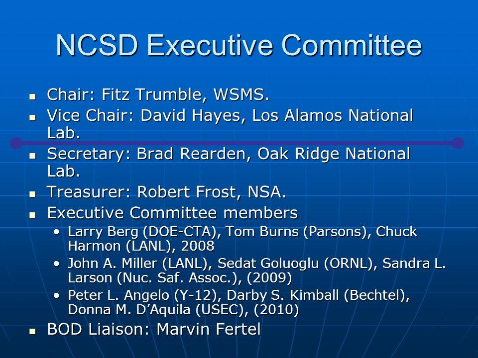 NCSD Membership Trends