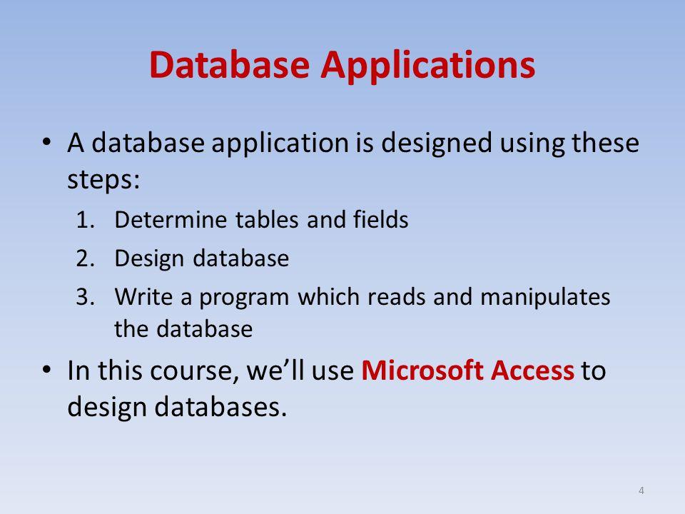 Open MS Access 15