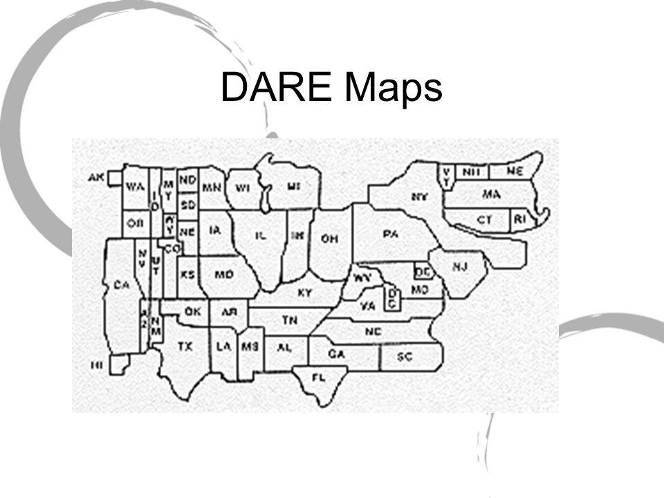 DARE Maps
