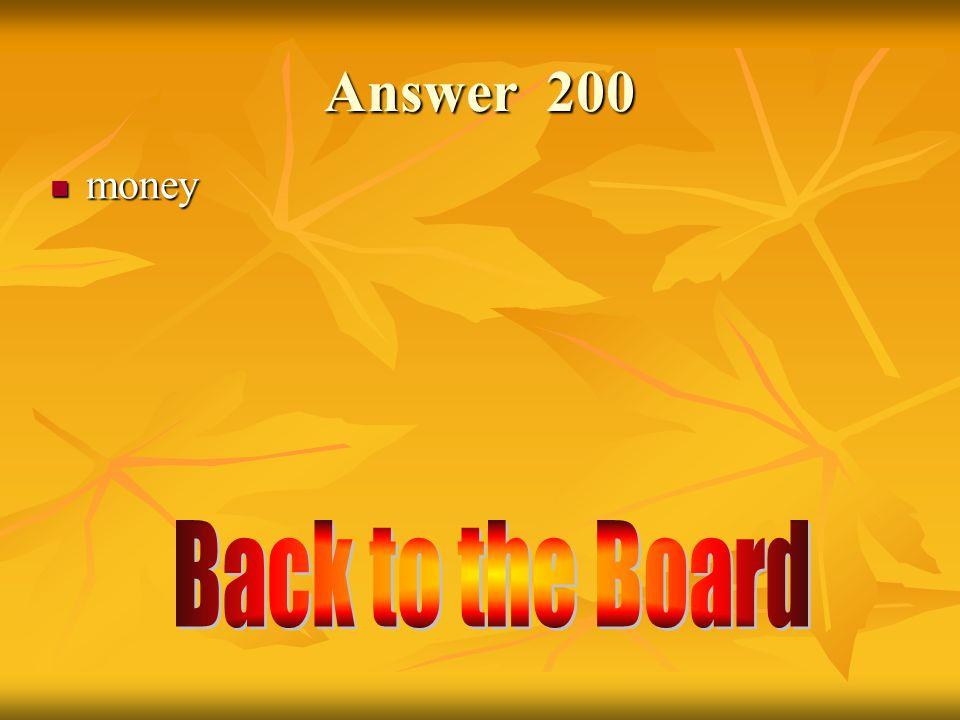 Vocabulario 200 ¿Cómo se dice el dinero en inglés ¿Cómo se dice el dinero en inglés