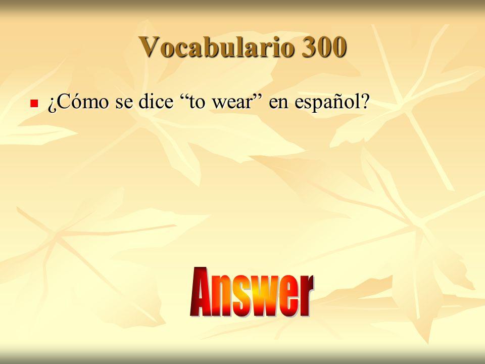 Answer 200 money money
