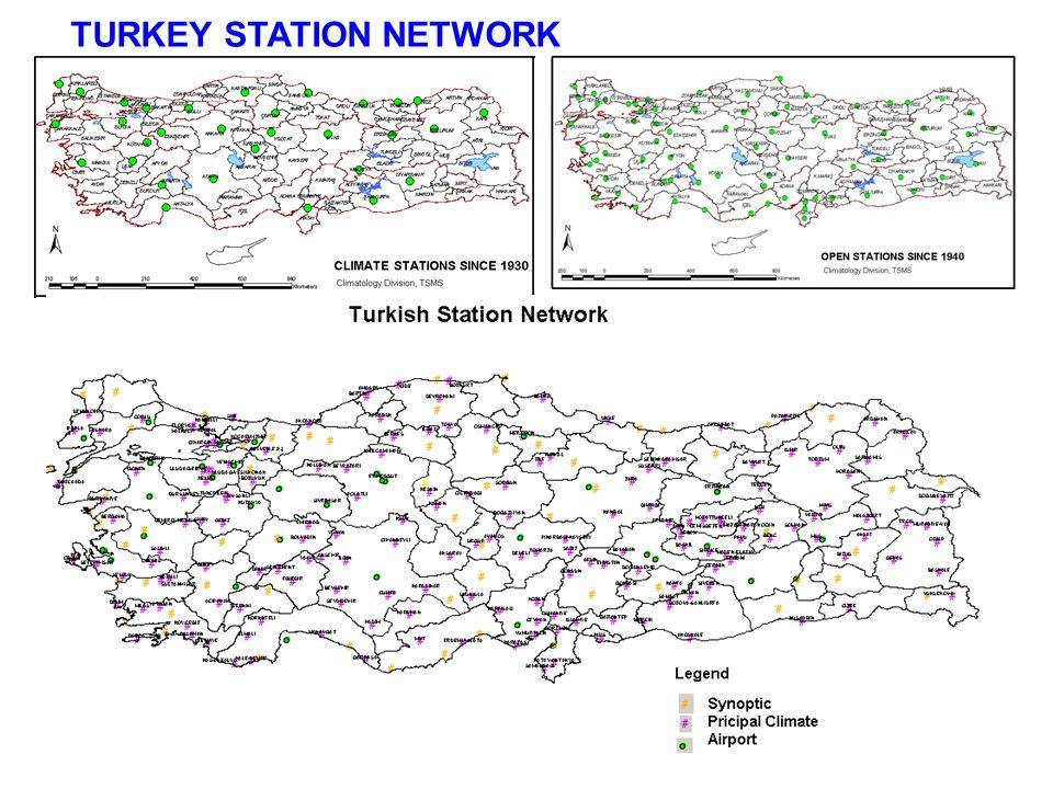 TURKEY STATION NETWORK