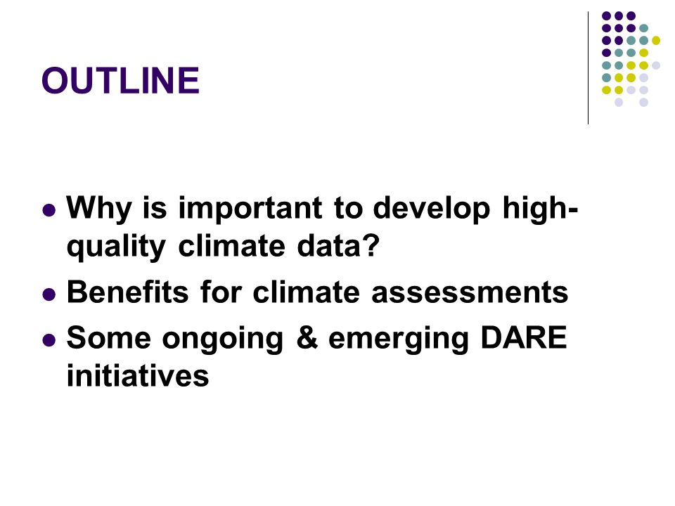 A Dutch-Indonesian initiative to rescue, digitize and disseminate data: The DiDaH project Project structure: International workshop in WMO's DARE and Climate Extremes programs (Dec 2009) Digitisation of historical data from Indonesia at BMKG (Jan.