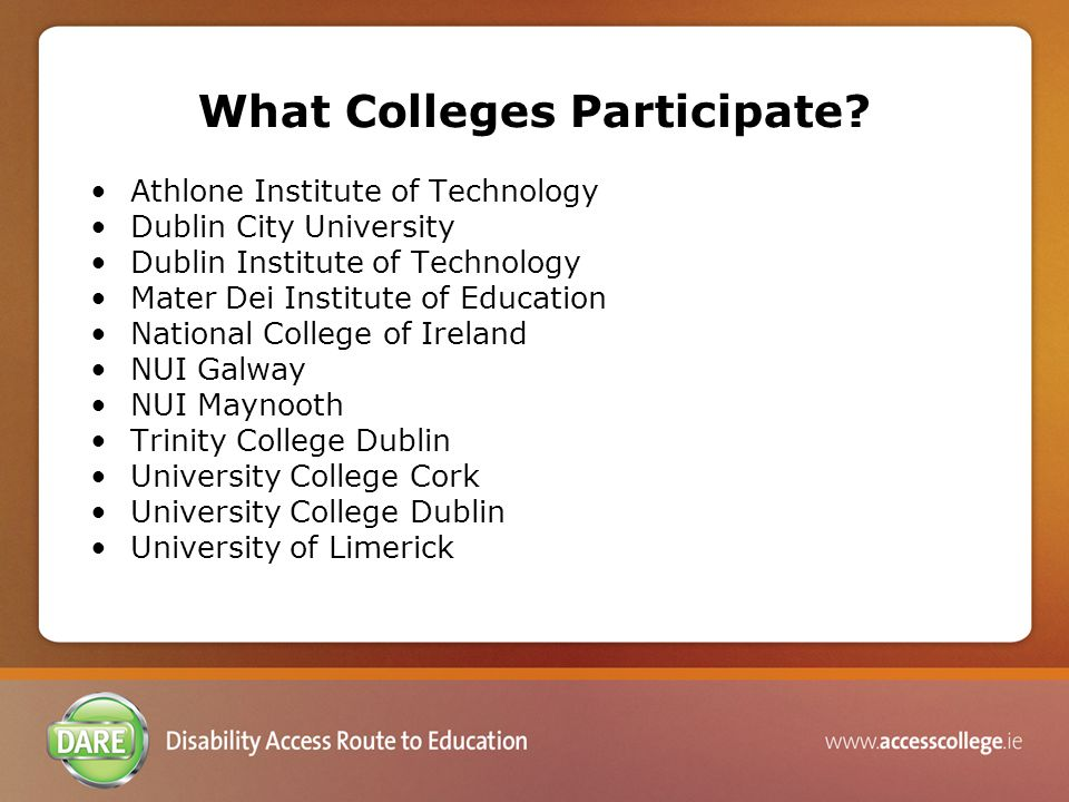 Why Should a Student Apply.