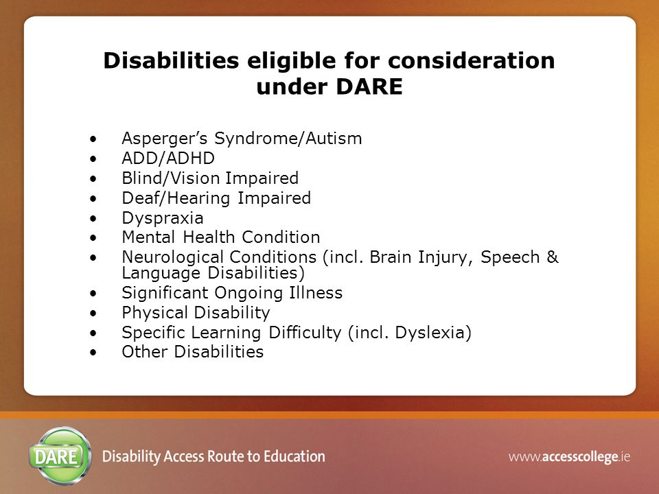 How are applications assessed for eligibility.