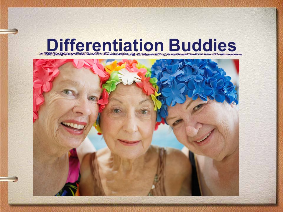 Differentiation Buddies